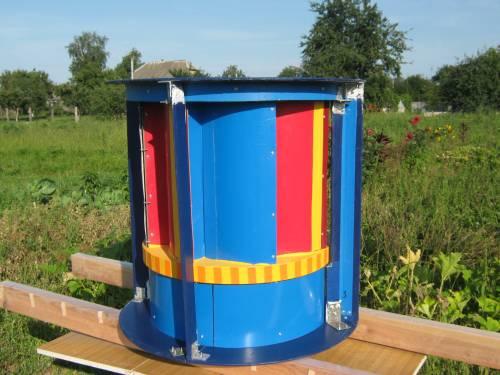 Ветряк с вертикальной осью вращения - Мои фотографии - Фотоальбомы - Лаборотория композиционных материалов